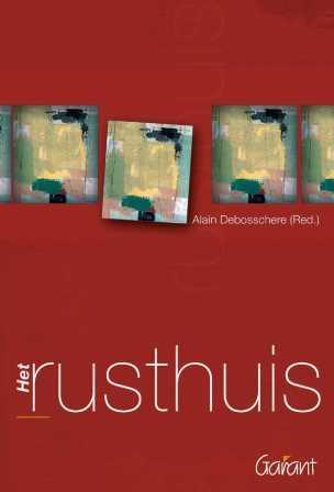 Voorkant boekje 'Het Rusthuis'